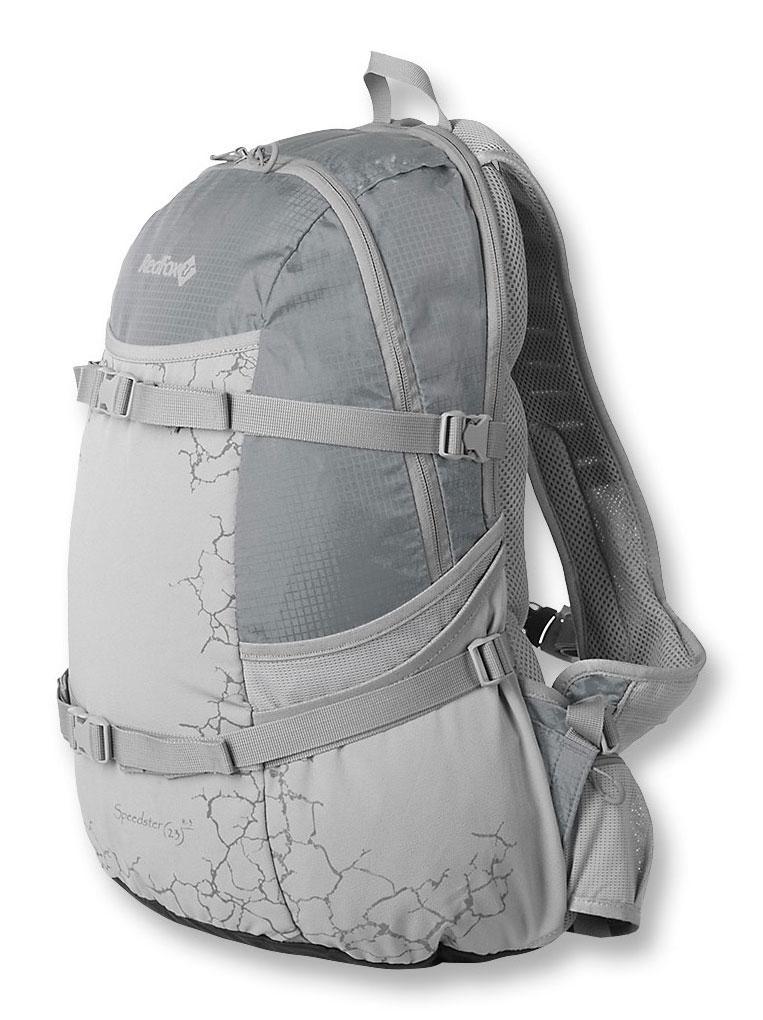 Рюкзак Speedster 23 R-3Рюкзаки<br><br>Speedster 23 R-3 – легкий функциональный мультиспортивный рюкзак. модель отличается повышенной износостойкостью благодаря материалу Robic®.<br><br><br>назначение: мультиспорт<br>подвесная система Active<br>основное отделение на мо...<br><br>Цвет: Серый<br>Размер: 23 л