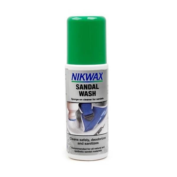 Средство для очистки для обуви Sandal WashПропитки, стирки<br>Легкое в использовании чистящее средство для сандалий и стелек (из кожи, ткани, пробки, резины, синтетических материалов). Устраняет грязь...<br><br>Цвет: Бесцветный<br>Размер: 125 мл
