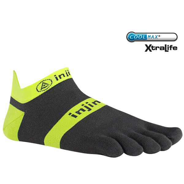 Носки injinji  RUN LIGHTWEIGHT NO-SHOW