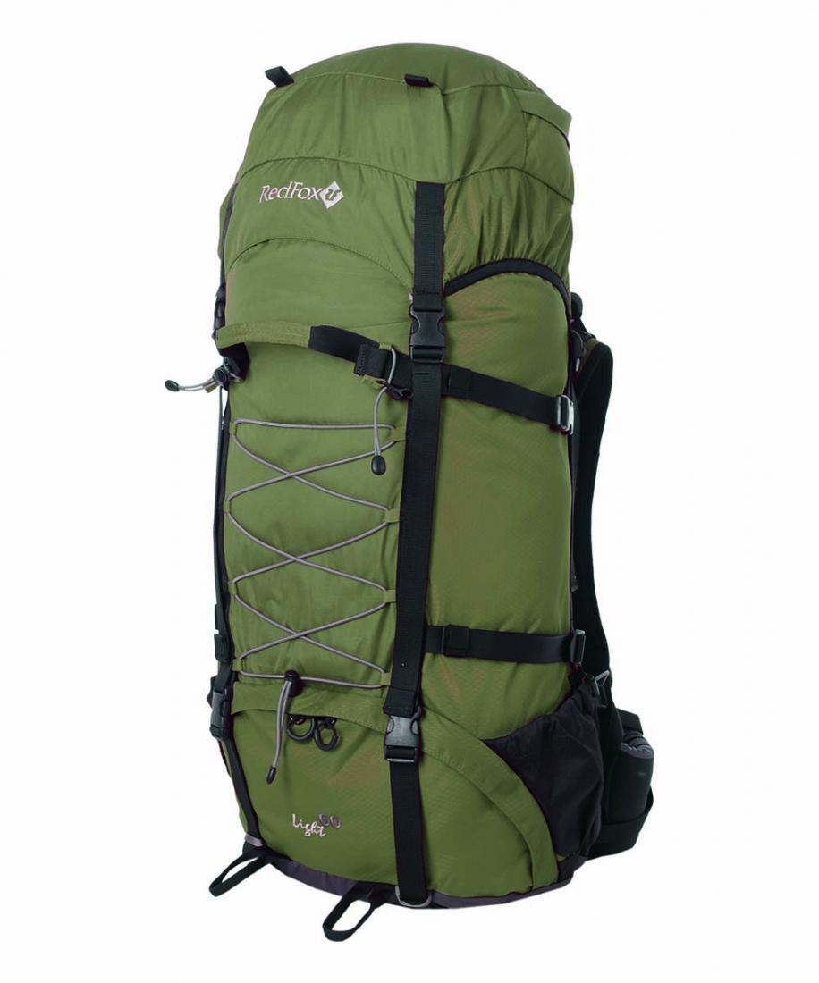 Рюкзак Light 60Туристические, треккинговые<br><br><br>Цвет: Темно-зеленый<br>Размер: 60 л