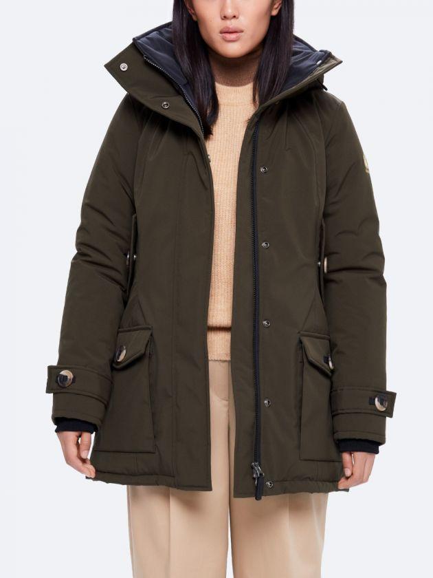фото Куртка женская утепленная BOREAL F