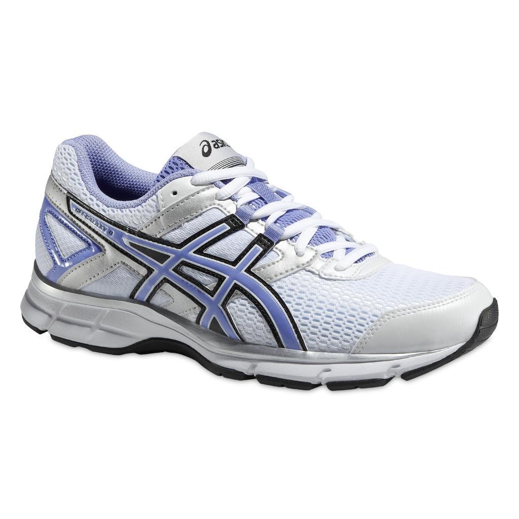 Кроссовки GEL-GALAXY 8 женскиеБег, Мультиспорт<br><br> GEL-GALAXY 8 T575N – беговые кроссовки с качественной амортизацией, которой славится компания Asics. <br><br><br> <br><br><br>Подошва – специальная и...<br><br>Цвет: Белый<br>Размер: 8