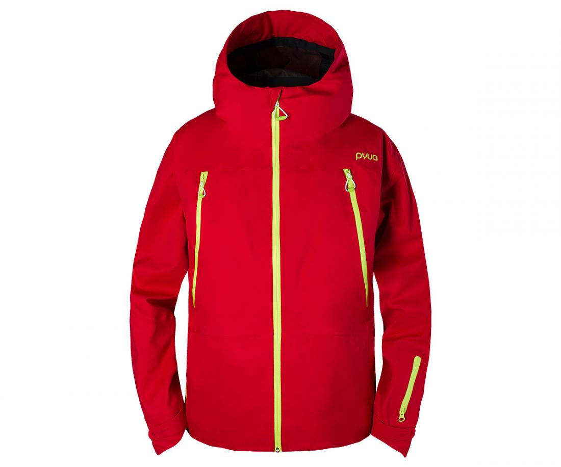 Куртка Momentum-Y муж.Куртки<br><br><br>Цвет: Красный<br>Размер: XL