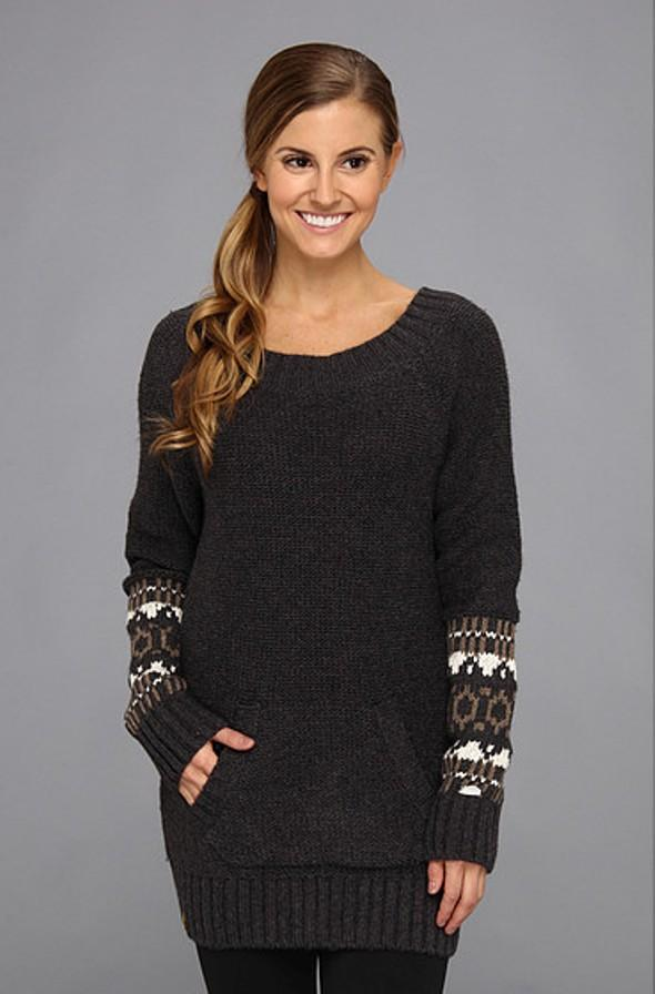 Lole Топ LSW0842 JACKIE 2 TOP (XL, BLACK HEATHER, ,)