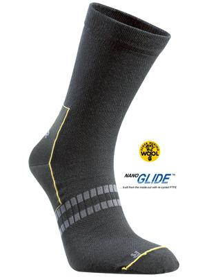 Носки Liner ThinНоски<br><br><br>Цвет: Черный<br>Размер: 40-42