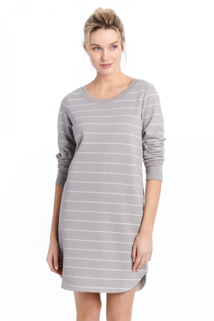 Платье LSW2234 SIKA DRESSПлатья<br>Платье Sika Dress -это платье-туника свободного кроя с оригинальной отделкой, которая подчеркнет ваш силуэт с максимальной выгодой! Округлый воротник и рукава «летучая мышь» придают шарм и изысканность.<br><br>свободная посадка<br>округл...<br><br>Цвет: Серый<br>Размер: S