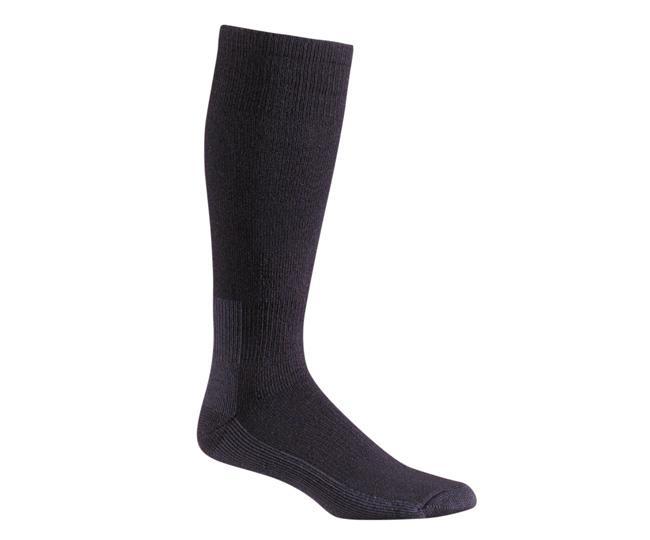 Носки рабочие 6520-2 WESTERNERНоски<br>Носки со специальными уплотнениями и вставками из Spandex подарят комфорт Вашим ногам на протяжении всего дня, какую бы обувь Вы не надели.<br><br>Специальный эластичный рифленый верх обеспечивает свободу движений и предотвращает возникновение...<br><br>Цвет: Черный<br>Размер: M