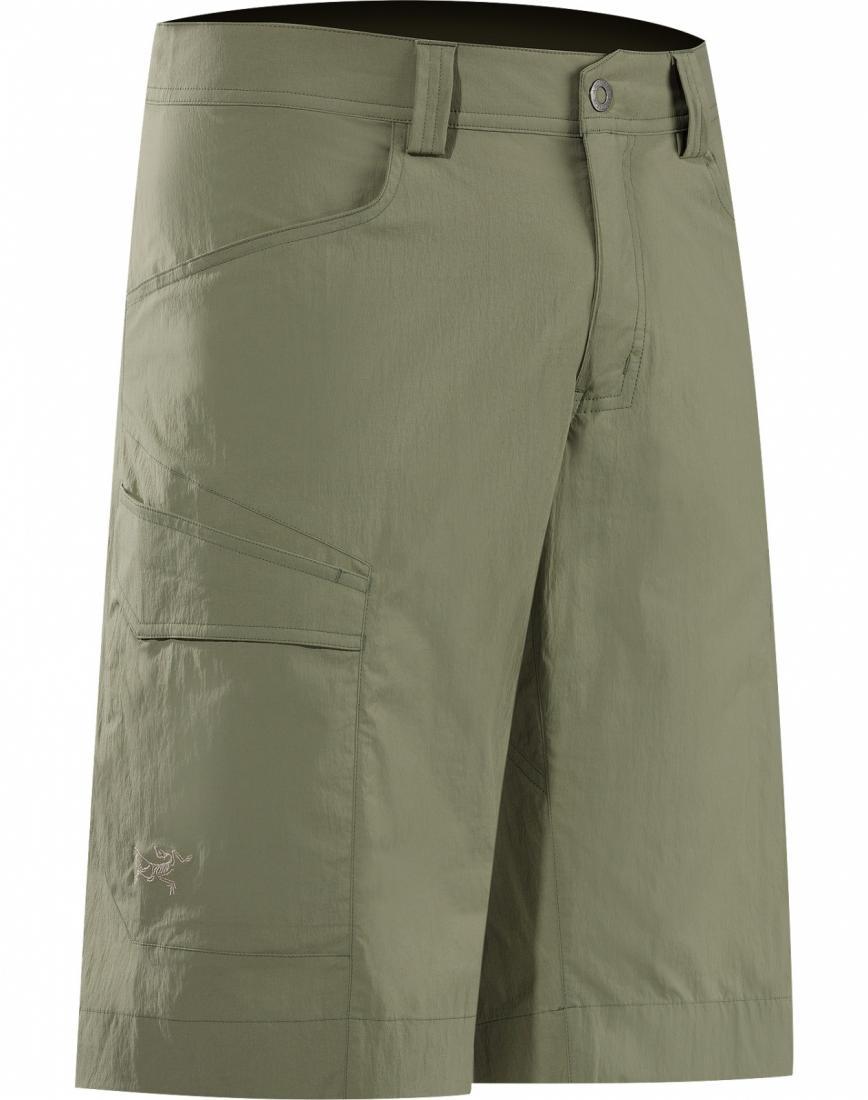 Шорты Rampart Long муж.Шорты, бриджи<br>ДИЗАЙН: Универсальные легкие шорты для пеших походов из износостойкой, не мешающей движениям ткани TerraTex . <br> <br>НАЗНАЧЕНИЕ: Хайкинг и пеш...<br><br>Цвет: Зеленый<br>Размер: 38
