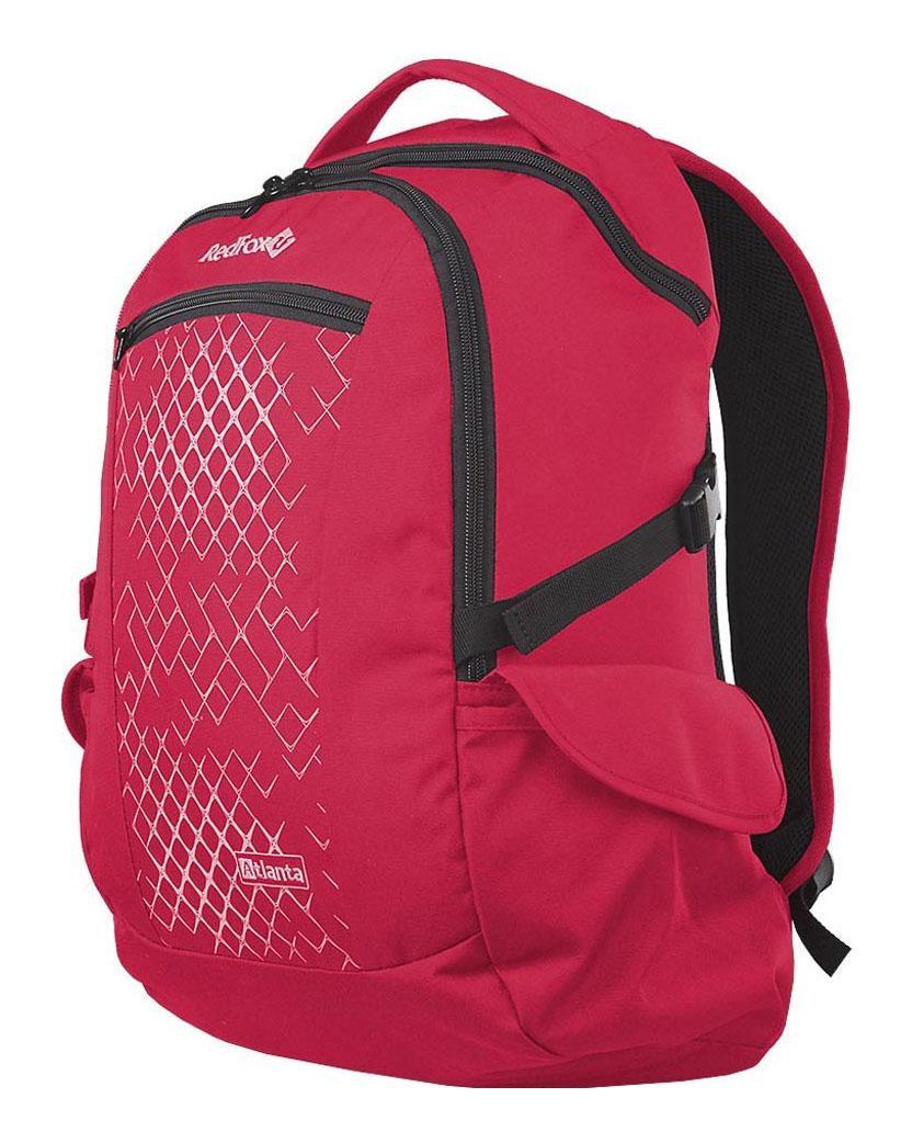 Рюкзак AtlantaРюкзаки<br><br> Рюкзак Atlanta – большой городской рюкзак.<br><br><br><br><br> Серия Daypack<br><br> <br><br><br> ВЕС: 585 г<br><br> <br><br><br> МАТЕРИАЛ: P450D<br><br> <br><br>...<br><br>Цвет: Красный<br>Размер: 30 л