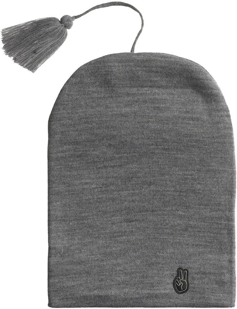 Шапка NisseШапки<br>Состав: 100% Акрил<br><br>Цвет: Серый<br>Размер: NA