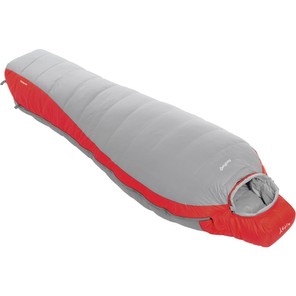 Спальный мешок пуховый Yeti-30 leftСпальные мешки<br>Серия теплых пуховых спальных мешков, рассчитанных на использование при очень низких температурах во время высотных альпинистских восхождений и зимних альпинистских экспедиций. Благодаря применению натурального гусиного пуха высочайшей степени качества...<br><br>Цвет: Серый<br>Размер: XL Long
