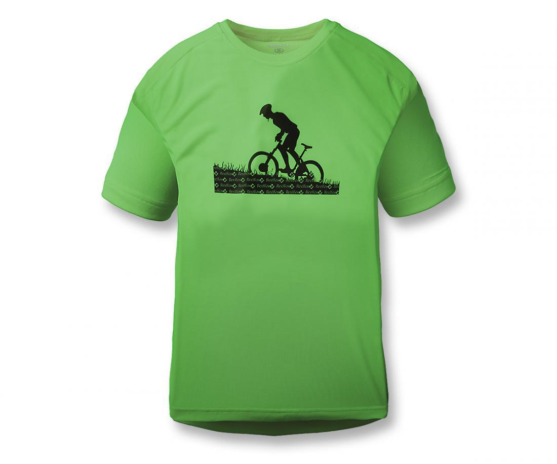 Футболка Mul Tee MФутболки, поло<br>Легкая спортивная футболка из серии Multisport, предназначенная для любых видов активности на открытом воздухе.<br> <br><br>Материал – Quick Dry Pol...<br><br>Цвет: Зеленый<br>Размер: 56
