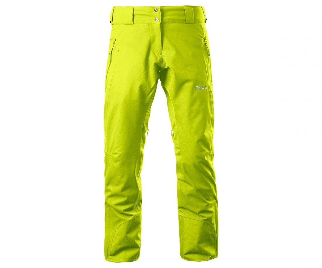 Брюки Rugged жен.Брюки, штаны<br>Что нужно от зимней одежды для спорта и активного отдыха? Чтобы она была теплой, удобной и легкой, такой, как брюки Pyua Rugged. Эта модель отличается лаконичным дизайном и доступной ценой, но при этом обеспечивает максимальный комфорт в любых погодных...<br><br>Цвет: Зеленый<br>Размер: M