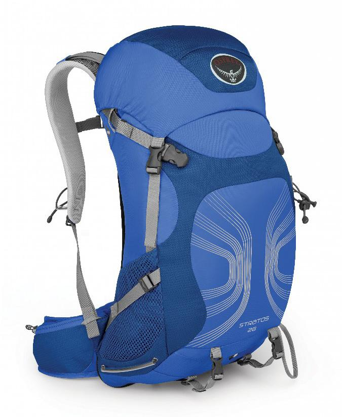 Osprey Рюкзак Stratos 26 (S/M, Harbour Blue, ,) удилище black hole с к stratos ii 520 new арт 00030470