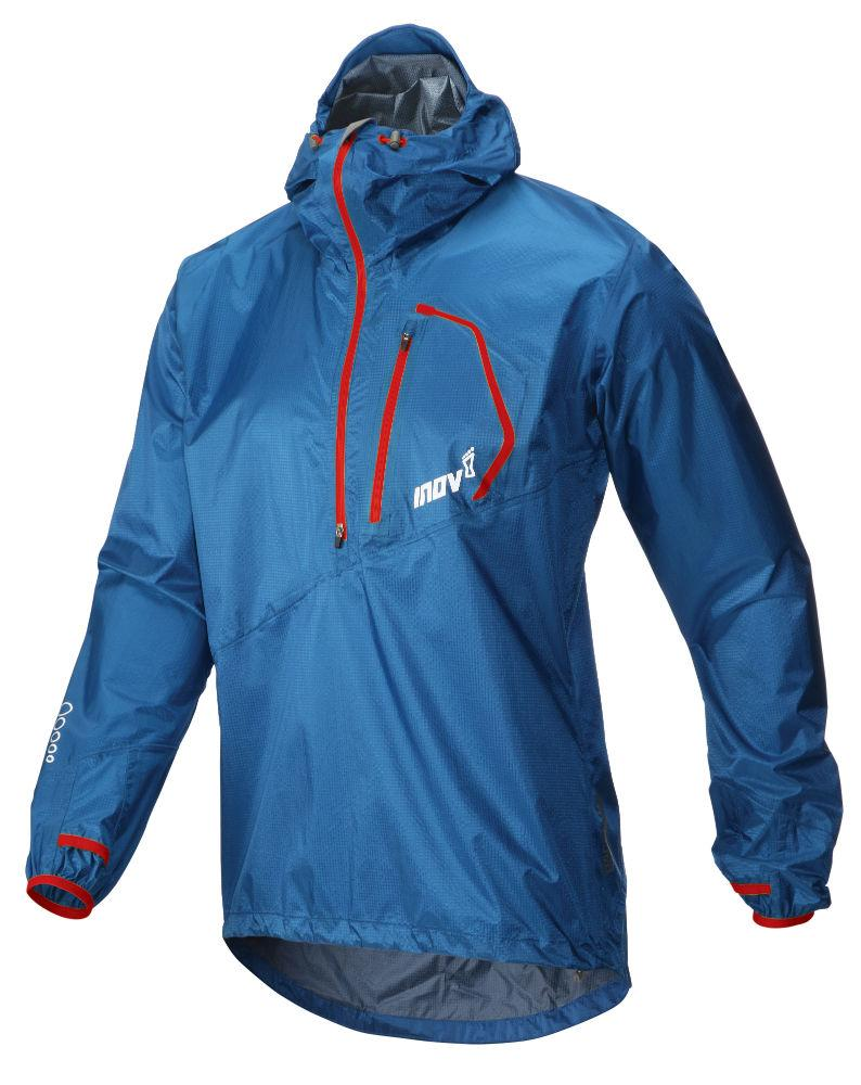 Inov-8 Куртка Race Elite 150 stormshell (XS, Blue/Red, ,) inov 8 футболка base elite ssz m xs phantom black