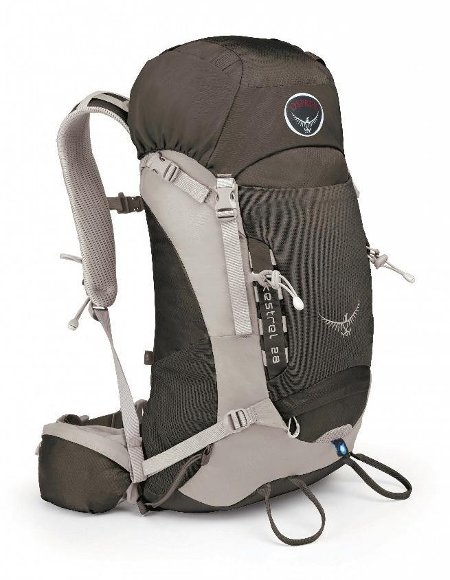 Рюкзак Kestrel 28Рюкзаки<br><br><br>Цвет: Серый<br>Размер: 28 л