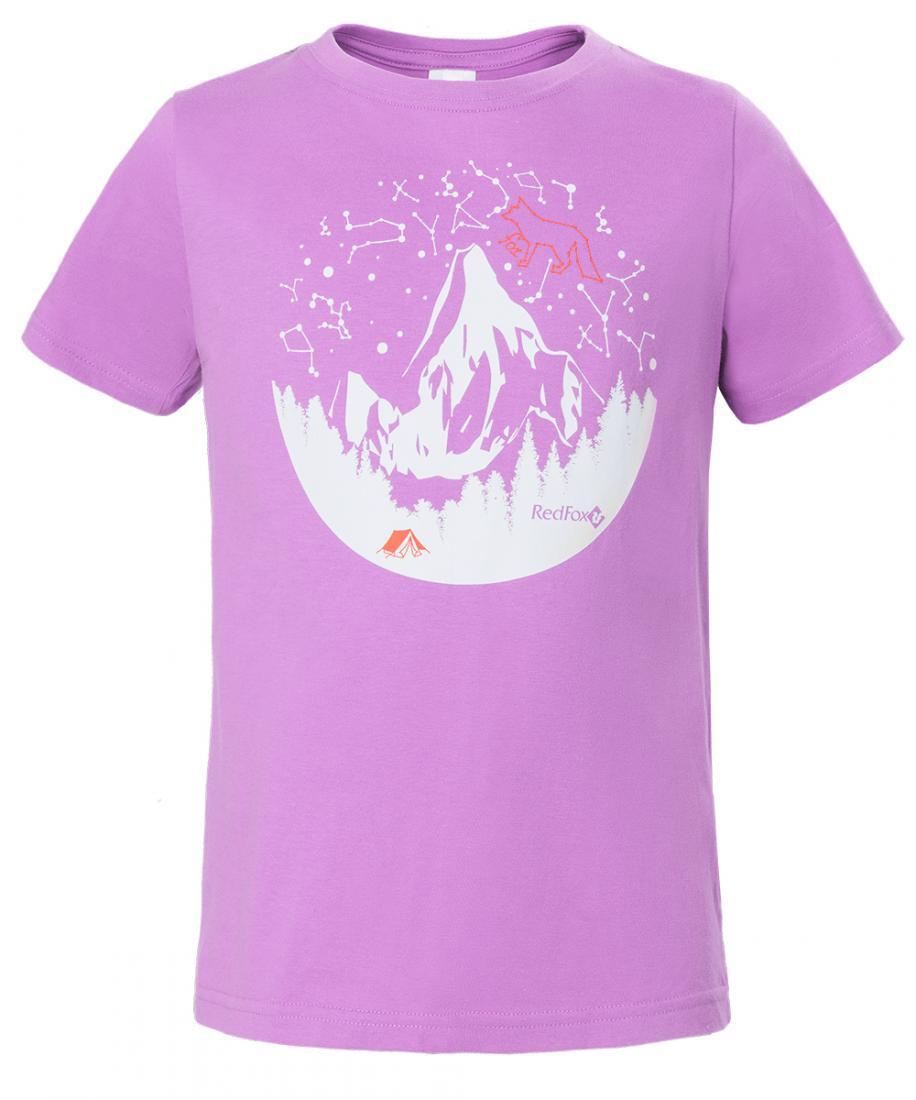 Футболка Hiker Girl ДетскаяФутболки, поло<br>Классическая футболка из 100% хлопка. Изделие прекрасно подойдёт для использования во время прогулок и поездок.<br><br>материал: 100% cotton, 150 g/sqm<br><br><br>Цвет: Розовый<br>Размер: 134