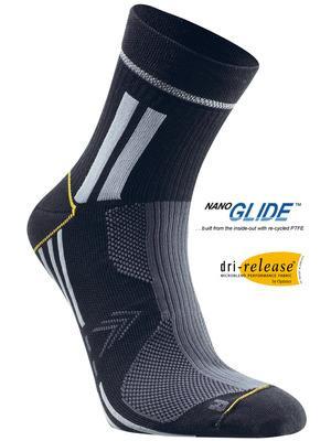 Носки Running Thin MultiНоски<br><br> Мы постоянно работаем над совершенствованием наших носков. Используя самые современные технологии, мы улучшаем качество и функциональность носков. Одна из последних инноваций – материал Nano-Glide™, делающий носки в 10 раз прочнее. <br><br> &lt;br...<br><br>Цвет: Черный<br>Размер: 43-45