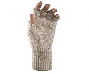Перчатки 9491 MID-WT FINGERLESSПерчатки<br><br><br>Цвет: Серый<br>Размер: L