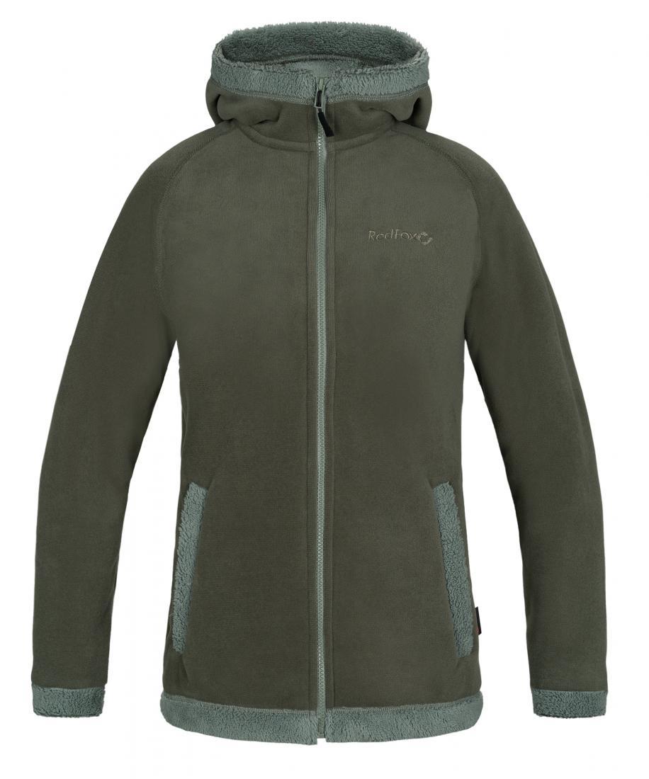 Куртка Cliff R ЖенскаяКуртки<br><br> Модель курток Cliff признана одной из самых популярных в коллекции Red Fox среди изделий из материалов Polartec®: универсальна в применении, обладает стильным дизайном, очень теплая.<br><br>Характеристики куртки Cliff R Женская:<br><br>&l...