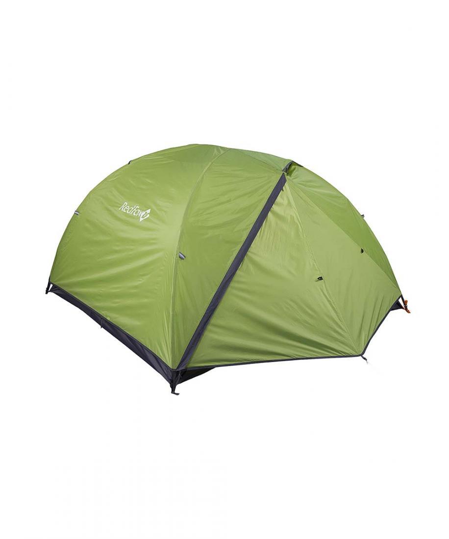 Red Fox Палатка Fox Comfort 4 V2 (, 6100/зеленый, , , SS17) палатка tepee тотеm 2 цвет зеленый ttt 003 09