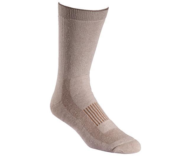 Носки рабочие 6542-2 Soft-Toe Cotton CrewНоски<br>Носки для повседневного использования в различных погодных условиях. Изготовлены из натуральных волокон. Специальная система посадки URf...<br><br>Цвет: Хаки<br>Размер: L
