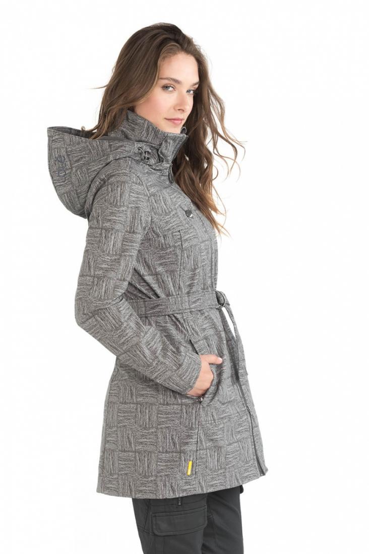 Куртка LUW0317 GLOWING JACKETКуртки<br><br> Стильное пальто Glowing из материала Softshell уютно согреет и защитит от ненастной погоды ранней весной или осенью. Приятная фактура материал...<br><br>Цвет: Серый<br>Размер: M