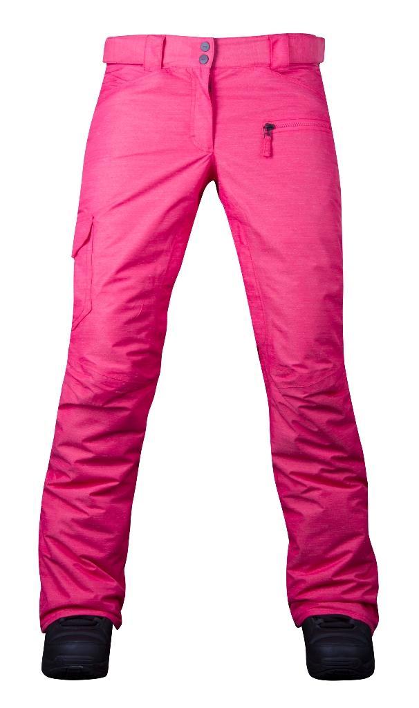 Штаны сноубордические утепленные Norm женскиеБрюки, штаны<br>Женская модель штанов Norm W оснащена зональным утеплением. Она обладают всеми основными характеристиками классических сноубордических ш...<br><br>Цвет: Розовый<br>Размер: 50