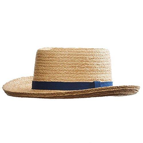 Шляпа/Панама EASTWOOD мужПанамы<br>Состав: 100% рафия (натуральный материал из пальмовых листьев)<br><br>Цвет: Синий<br>Размер: L/XL