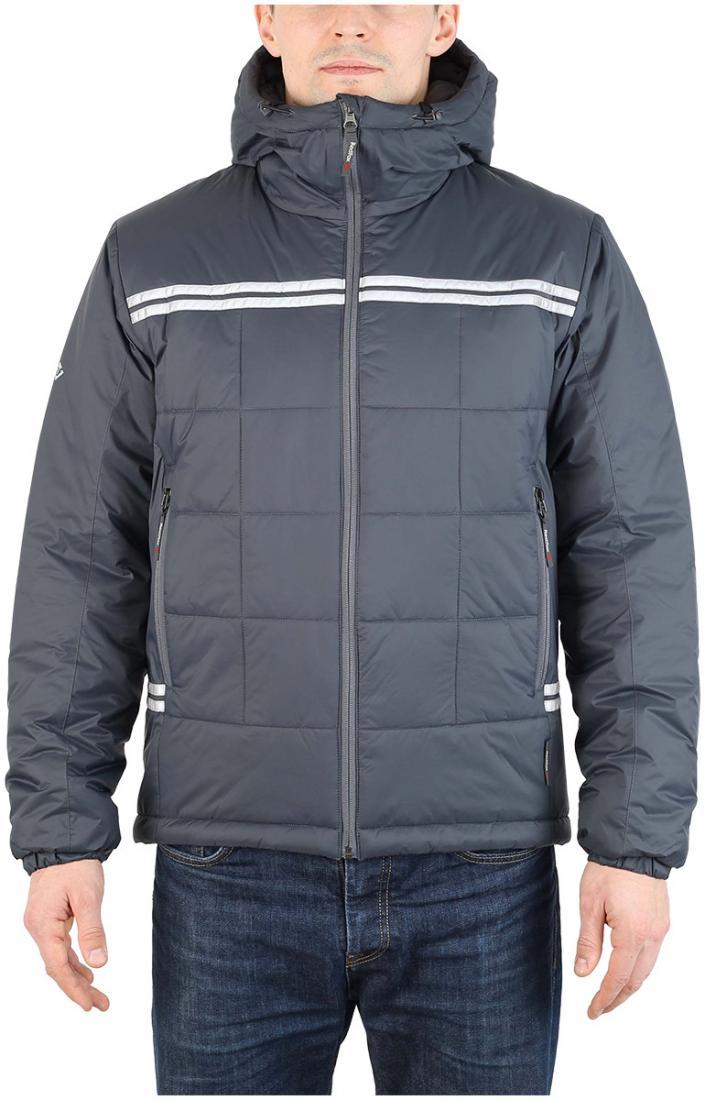 Куртка утепленная ChinookКуртки<br><br> Теплая куртка для использования в условиях умеренно-низких температур. Сочетание утеплителя высокого качества с надежным и<br> легким...<br><br>Цвет: Темно-серый<br>Размер: 56