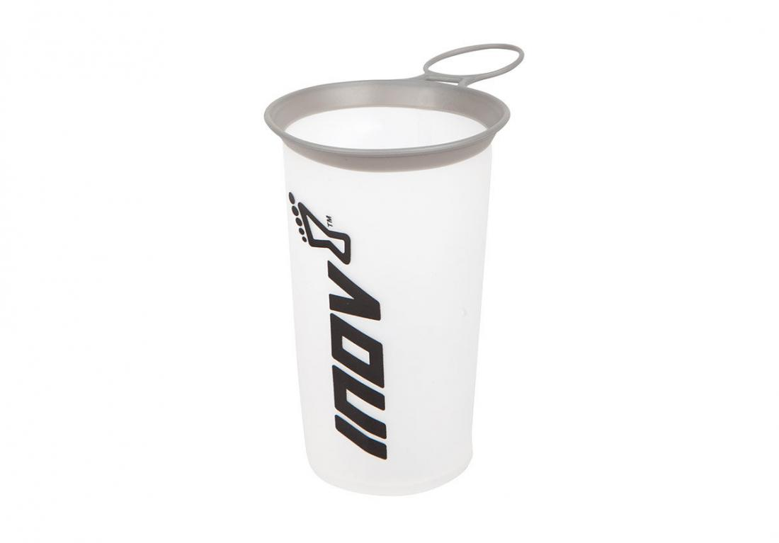 Фото - Бутылка SPEED CUP 0.2 от Inov-8 Бутылка SPEED CUP 0.2 (One Size, Clear/Black, , ,)