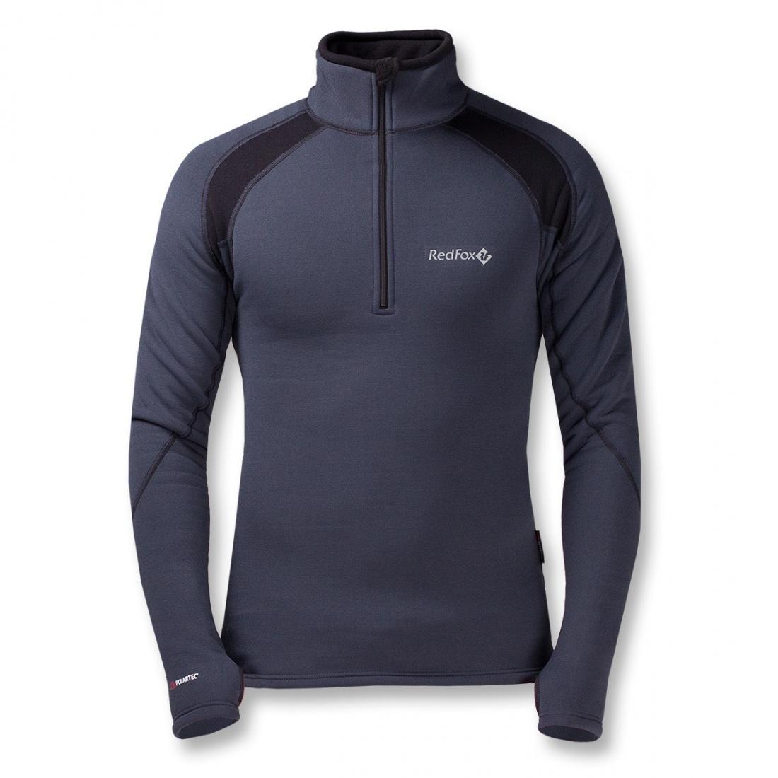 Термобелье пуловер Penguin Power Stretch MФутболки<br>Мужской пуловер. Предназначен для использования в качестве нижнего слоя в суровых погодных условиях.<br>Благодаря использованию материала Polartec® Power Stretch® Pro пуловер не стесняет движений и создаёт благоприятный микроклимат для тела.<br> ...<br><br>Цвет: Темно-серый<br>Размер: 58
