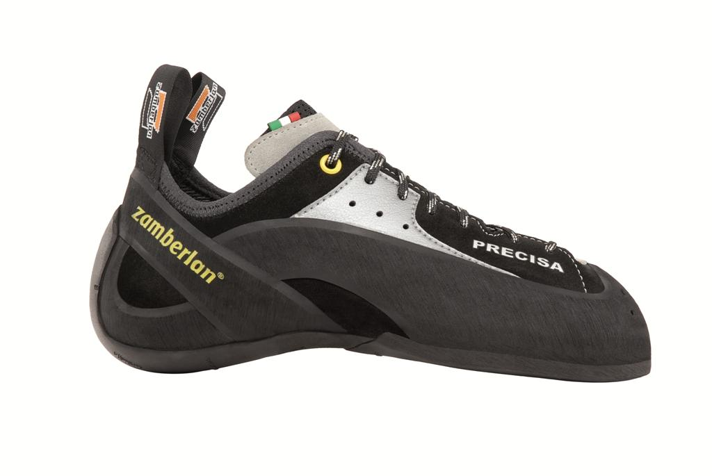 Скальные туфли A82-PRECISAСкальные туфли<br>Высококачественные точные скальные туфли. Специальная обработка замши позволяет сохранить форму колодки. Шнуровка для оптимальной фиксации. Максимальная чувствительность носка для экстремального сцепления. Подошва Vibram® Marchiata.<br> <br> Особен...<br><br>Цвет: Черный<br>Размер: 35