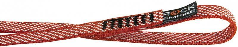 Оттяжки DYNEEMA длинныеОттяжки, петли, самостраховки<br>Оттяжки длинные из материала DYNEEMA<br><br>Материал: Dyneema<br>Ширина:13 мм<br>Длина:31, 60, 80, 120, 150, 180, 240 см<br>Нагрузка:  22 kN<br>Стандарт: EN ...<br><br>Цвет: Красный<br>Размер: 120