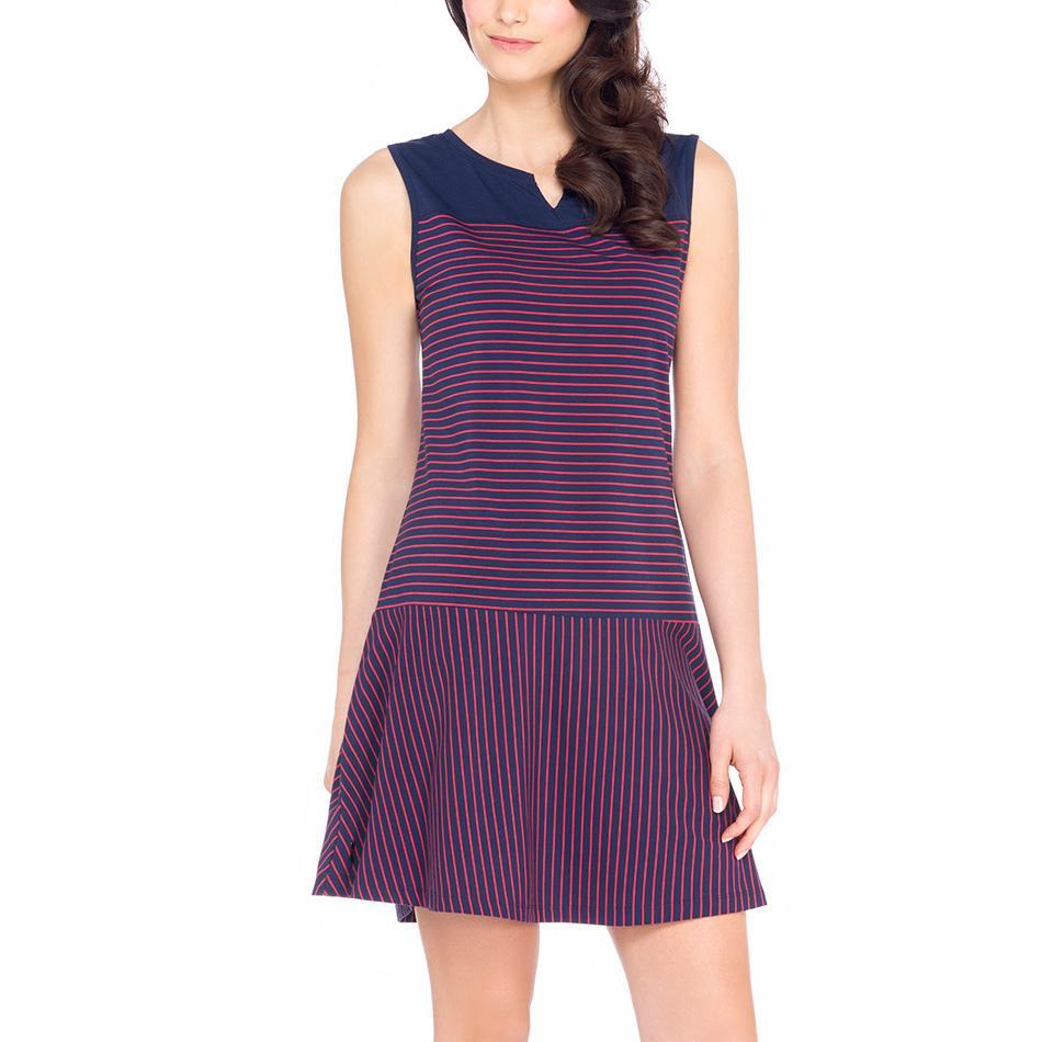 Платье LSW1271 ARLETA DRESSПлатья<br><br><br>Цвет: Синий<br>Размер: S