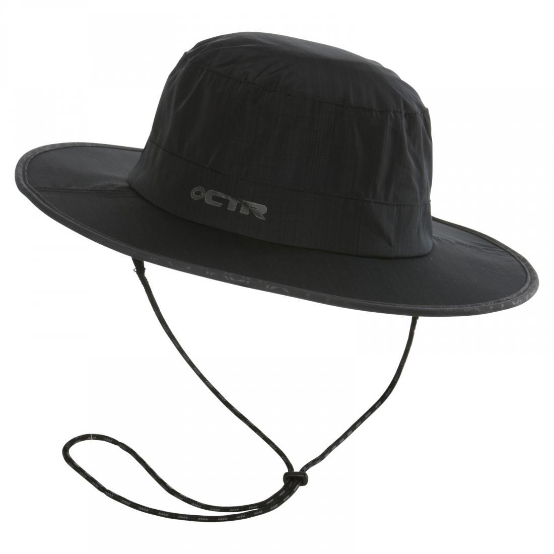 Панама Chaos  Stratus Boat HatПанамы<br><br> Удобная панама классической формы Stratus Boat Hat — это стильное решение для путешественников от фирмы Chaos. Она пригодится вам в любую погоду — и в дождь, и в солнечный день. Лаконичный дизайн позволяет носить эту модель как мужчинам, так и женщ...<br><br>Цвет: Черный<br>Размер: L-XL