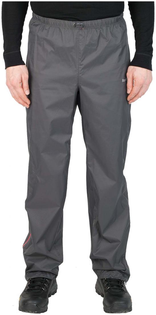 Брюки ветрозащитные Trek IIБрюки, штаны<br><br> Легкие влаго-ветрозащитные брюки для использованияв ветреную или дождливую погоду, подойдут как дляпрофессионалов, так и для любите...<br><br>Цвет: Серый<br>Размер: 46