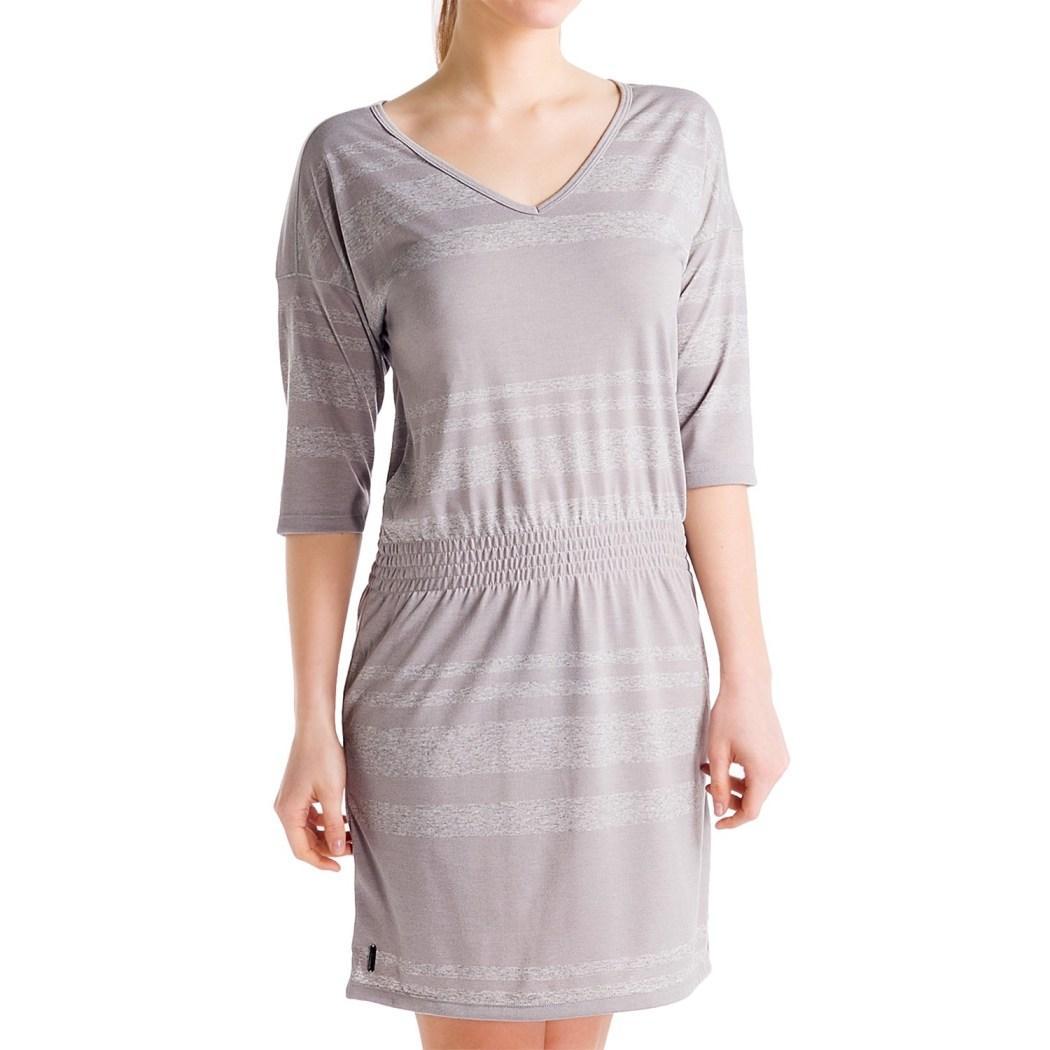 Платье LSW0968 EMERALD DRESSПлатья<br><br><br>Цвет: Серый<br>Размер: XS