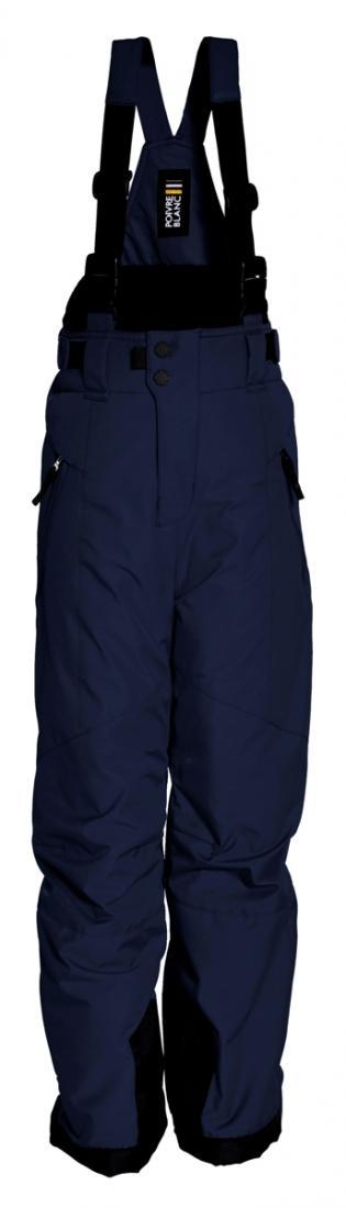 Брюки мембранные W16-0922-JRBY на лямкахБрюки, штаны<br>Брюки W16-0922-JRBY- это теплый  полукомбинезон для мальчиков с флисовой подкладкой внутри и высокой спинкой на лямках.  Внешний материал брюк обладает водоотталкивающим покрытием и хорошими дышащими свойствами. Синтетический утеплитель SPECTM SD обл...<br><br>Цвет: Синий<br>Размер: 10A