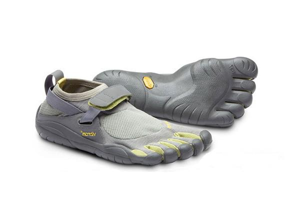 Мокасины FIVEFINGERS KSO WVibram FiveFingers<br><br><br>Цвет: Темно-серый<br>Размер: 41