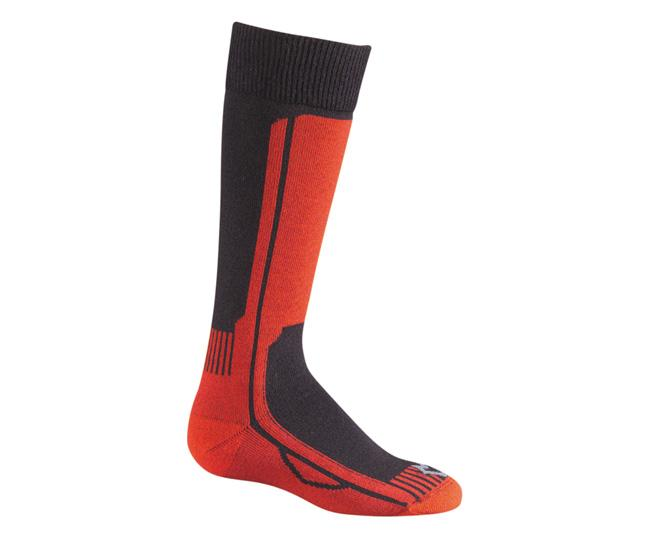 Носки детские 5170 WICK DRY TURBOНоски<br><br><br>Цвет: Красный<br>Размер: XS