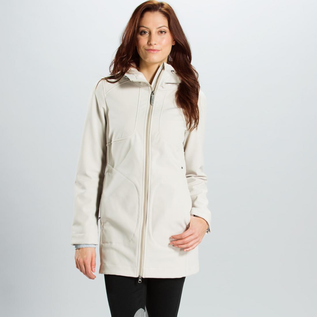 Куртка LUW0197 MUSE JACKETКуртки<br><br> Практичная вещь для межсезонья – куртка Muse отличается мягким подкладом, приятным на ощупь. Мембранная пропитка защитит от дождя и ветра, что является обязательным требованиям к вещам для осени и весны.<br><br><br><br><br>Плащ с фронталь...<br><br>Цвет: Белый<br>Размер: XS