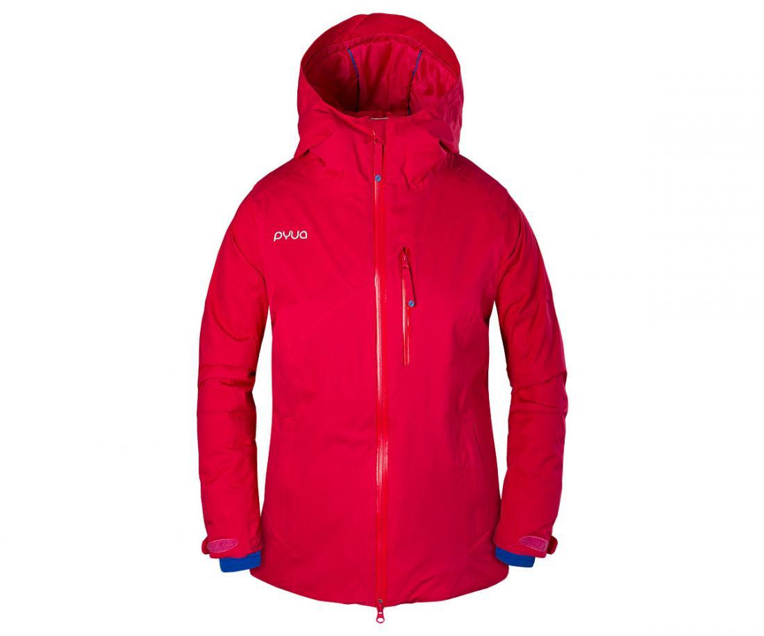 Куртка Crux жен.Куртки<br>Женская куртка Pyua Crux создана дарить тепло. В ней покорительницам зимних склонов не страшны суровые морозы и сильный ветер. Она отлично садится по фигуре и подчеркивает вашу индивидуальность.<br>Особенности:<br><br>Двухслойная вн...<br><br>Цвет: Розовый<br>Размер: L