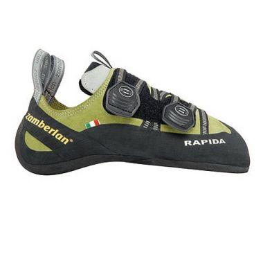 Скальные туфли A80-RAPIDAСкальные туфли<br><br>Специальные усиления для предотвращения деформации со временем<br>Специальная резинка для защиты и поддержки пятки<br>Специа...<br><br>Цвет: Зеленый<br>Размер: 43