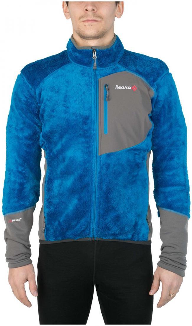 Куртка Lator МужскаяКуртки<br><br> Легкая куртка из материала Polartec® Thermal Pro™ Highloft . Может быть использована в качестве наружного и внутреннего утепляющего слоя. <br><br><br> <br><br><br>Материал: Polartec ® Thermal Pro™ Highloft, 97% Polyester, 3% Spandex, 25...<br><br>Цвет: Синий<br>Размер: 46