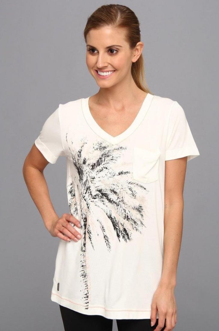 Топ LSW0958 AIMEE TOPФутболки, поло<br>Aimee Top LSW0958 – симпатичная женская футболка от Lole с графичным притом,<br>которую можно надеть по любому поводу. Дышащая, эластичная и немнущаяся...<br><br>Цвет: Белый<br>Размер: S