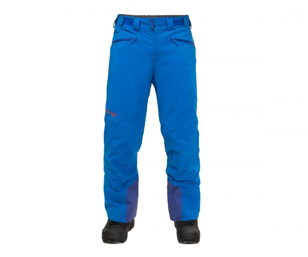 Брюки утепленные Voltage МужскиеБрюки, штаны<br>В моделях Voltage используется эксклюзивный утеплитель Thinsulate®FX70, который выполнен из эластичного синтетического волокна и ламинирован с ул...<br><br>Цвет: Голубой<br>Размер: XXL
