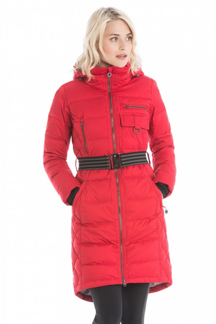 Куртка LUW0309 EMMY JACKETКуртки<br><br><br>Цвет: Красный<br>Размер: XS