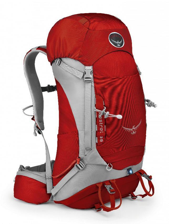 Рюкзак Kestrel 38Рюкзаки<br>Универсальные всесезонные рюкзаки серии Kestrel разработаны для самых разных видов Outdoor активности. Специальная накидка от дождя защитит рю...<br><br>Цвет: Красный<br>Размер: 36 л