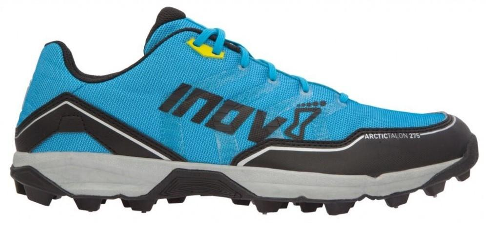 Inov-8 Кроссовки Arctic Talon 275 (4.5, Blue/Black/Silver/Yellow, ,) inov 8 питьевая система 1l reservoir 1 л clear black